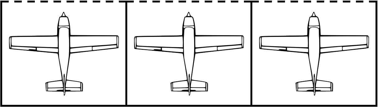 Side-By-Side Hangar Design