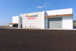 Wellcamp Aircraft Hangar