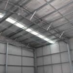Helicopter Hangar Skylights